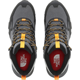 The North Face Ultra Fastpack IV Mid FutureLight Shoes Men dark shadow grey/griffin grey